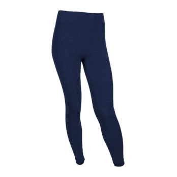 Run & Relax-Bandha Bamboo Yoga Tights-Midnight Blue